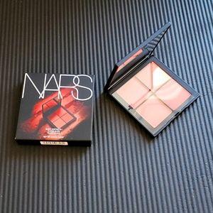NARS quad cheek palette